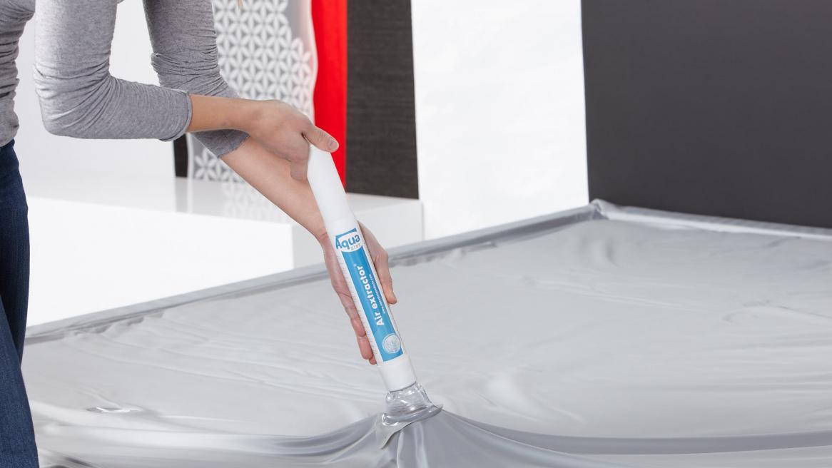 Wasserbett Entlüftungspumpe Wasserbettmatratze ohne Luftblasen