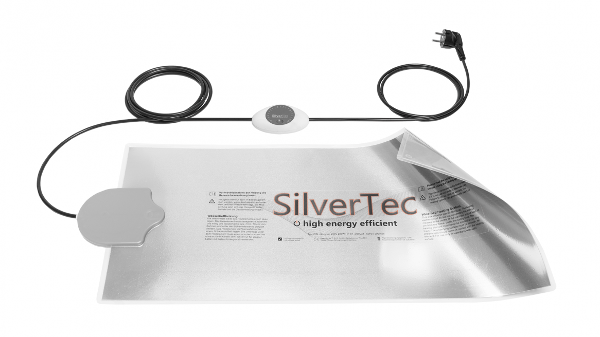 Carbon SilverTec Analog Heizung