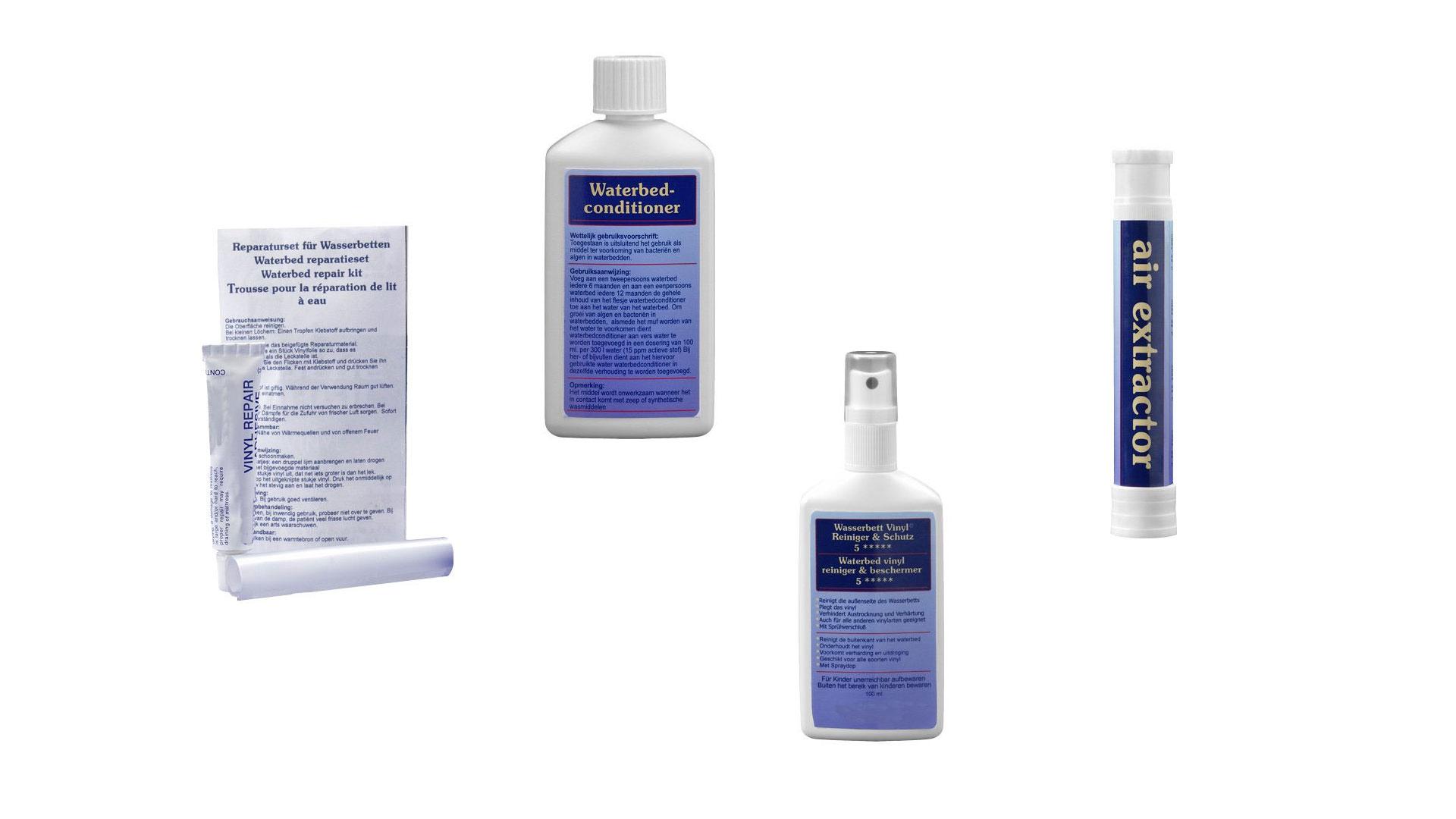 Wasserbett Pflegepaket